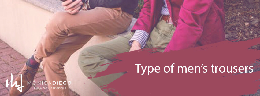 Type of men's trousers