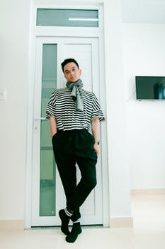 tipos de pantalones hombre