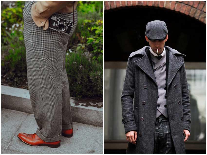 Pantalones Anchos De Hombre Apuesta Por Una Nueva Silueta