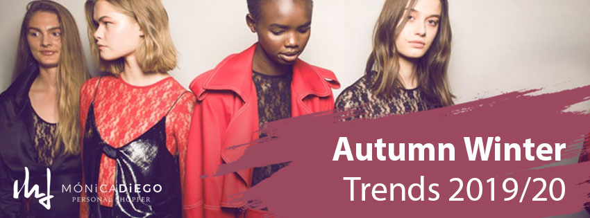 Autumn-Winter Trends 19/20 that you can not miss