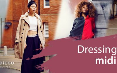Dressing perfect with Midi Skirt-How to combine it according to your Style