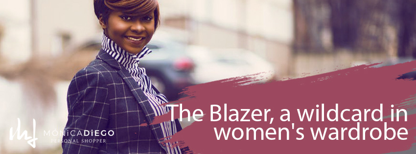 The Blazer, a wildcard in women's wardrobe – Best ways to wear and match it