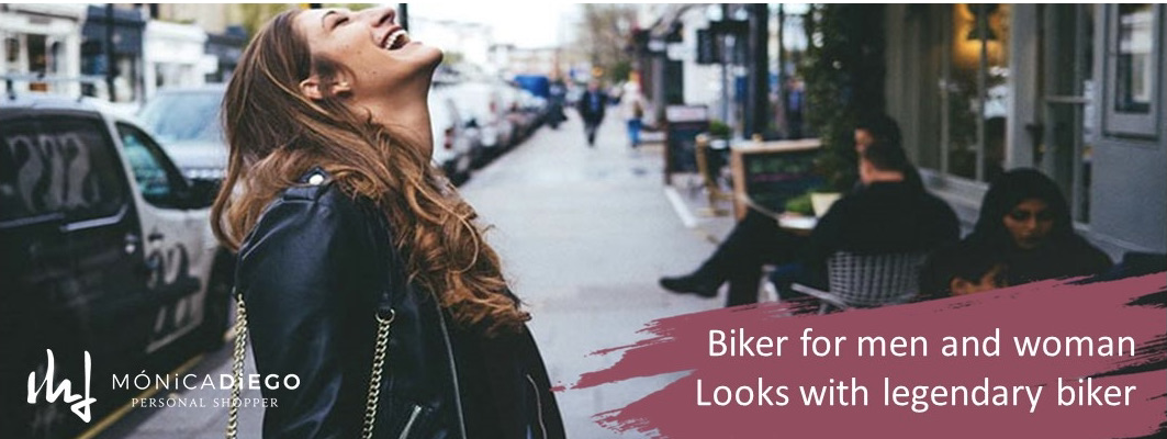 Man, and Women's Biker Jacket – Create looks with the legendary Biker