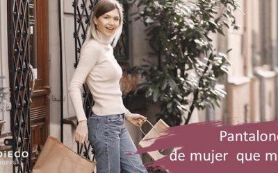 Los pantalones vaqueros de mujer que mejor sientan