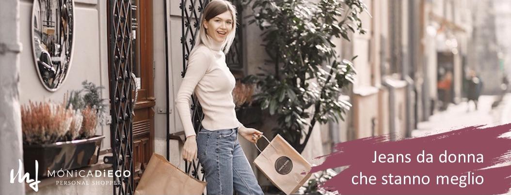 Jeans da donna che stanno meglio